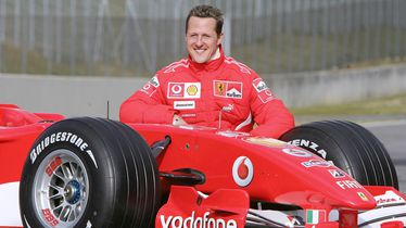 Michael Schumacher (Foto: AFP)