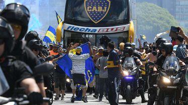 Autobus Boce Juniors