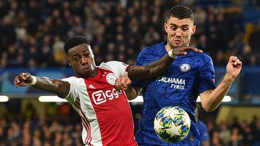 Kovačić u utakmici protiv Ajaxa