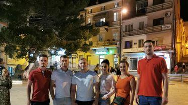 Humanitarna akcija za oboljelog Kristiana Jukića (Foto: Facebook/Mladi Rugvice)