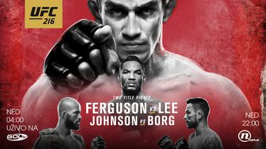 216. Ultimate Fight Championship