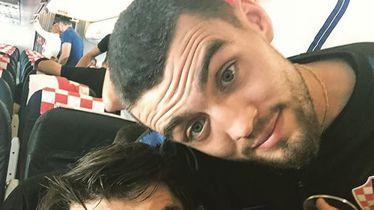 Mateo Kovačić i Vedran Ćorluka (Foto: Instagram)