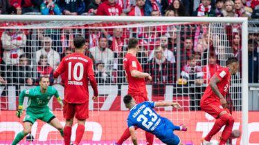 Sargis Adamjan zabio Bayernu