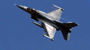 Američki zrakoplov F-16 (Foto: AFP)