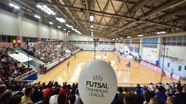 Futsal Liga prvaka u Makarskoj