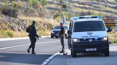 U nesreći kod Šibenika poginuo motociklist (Foto: Dusko Jaramaz/PIXSELL)