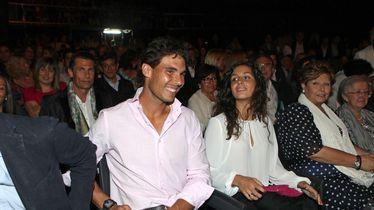 Rafael Nadal i Mery (Foto: Profimedia)