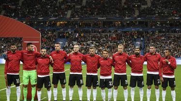 Reprezentativci Albanije