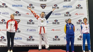 Lucija Lesjak svjetska prvakinja
