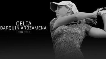 Španjolska golferica Arozamena