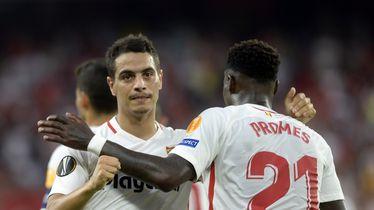Sevilla slavi pogodak