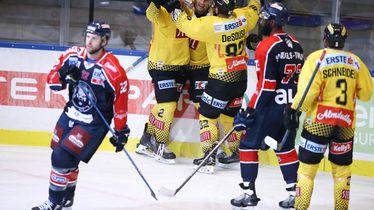 Slavlje hokejaša Vienna Capitalsa