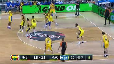 Maccabi - Fenerbahče