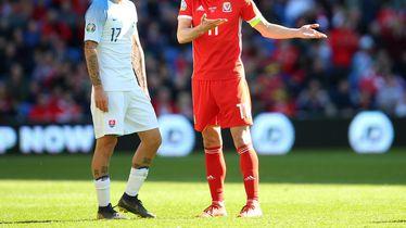 Marek Hamšik i Gareth Bale