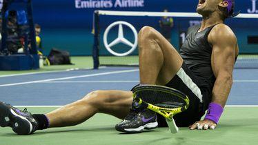 Nadal slavi naslov na US Openu