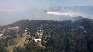 Australija, požari (Foto: QUEENSLAND FIRE AND EMERGENCY SERVICES / AFP)