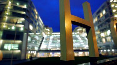 Bolnica Georges-Pompidou u Parizu