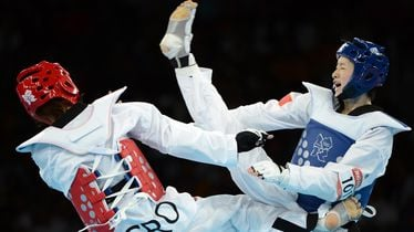 Taekwondo natjecanje
