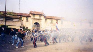 BBB-i u Bergamu 1990.