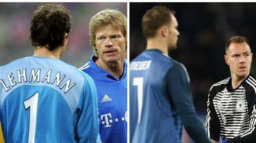 Lehman i Kahn, Neuer i Ter Stegen (Foto: AFP/Christian Charisius/DPA/PIXSELL)