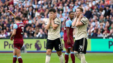 West Ham - Manchester United