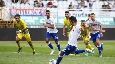Mijo Caktaš zabio iz jedanaesterca protiv Inter Zaprešića