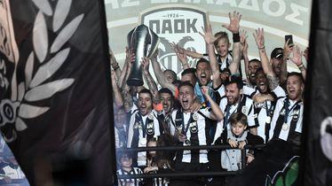 Igrači PAOK-a