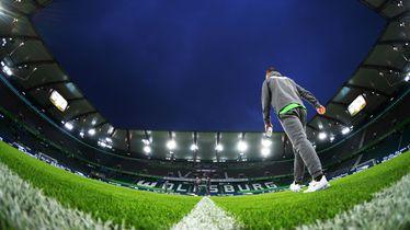 Stadion Wolfsburga (Foto: Peter Steffen/DPA/PIXSELL)