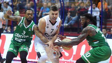Cedevita Olimpija - Partizan