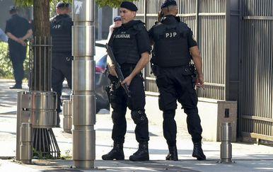 Crna Gora, policija (Ilustacija: AFP)