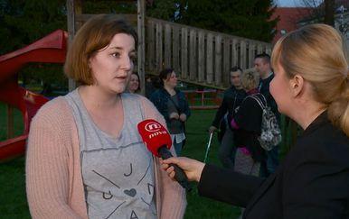 Ivana Smolčić Jerković, Inicijativa brodske mame za djecu (Foto: Dnevnik.hr)