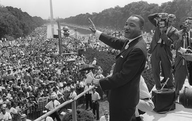Martin Luther King Jr. (Foto: AFP)