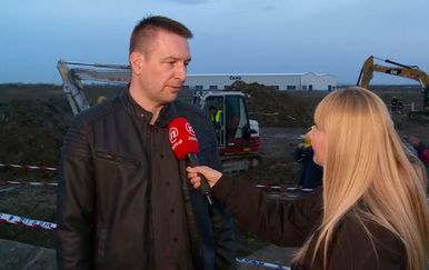 Daliboror Vašarević iz građanske inicijative (Foto: Dnevni.hr)