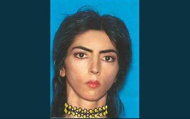 Policija je objavila fotografiju napadačice (Foto: San Bruno Police/Twitter)