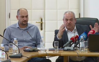 Stjepan Aščić i Mirko Duspara (Foto: Dnevnik.hr)