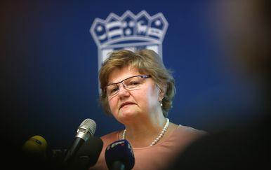 Nada Murganić (Foto: Robert Anic/PIXSELL)