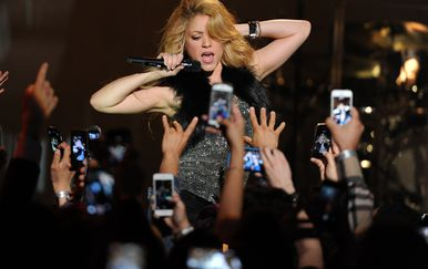 Shakira (Foto: Getty Images)