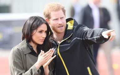 Meghan Markle i Princ Harry (Foto: Getty) - 2