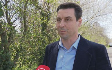 Ladislav Ilčić, Hrast (Foto: Dnevnik.hr)