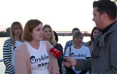 Ivana Smolčić Jerković i Domagoj Mikić (Foto: Dnevnik.hr)