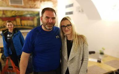 Saša Pavlić i Suzana Rešetar (Foto: Facebook)