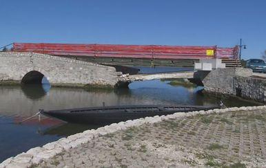 Obnova poplavom pogođenog Nina (Foto: Dnevnik.hr) - 2