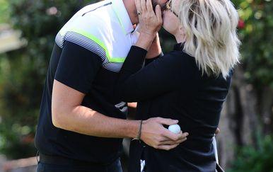 Jennie Garth i David Abrams (Foto: Profimedia)