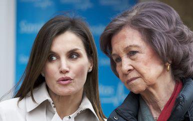 Kraljice Letizia i Sofia (Foto: Getty) - 4
