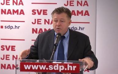 Ivo Jelušić (Foto: Dnevnik.hr)