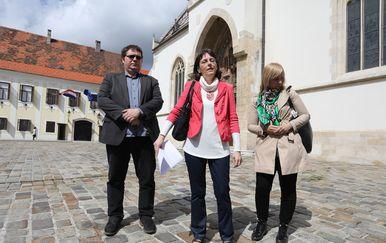 Inicijativa će prikupljati potpise za referendum (Foto: Patrik Macek/PIXSELL)
