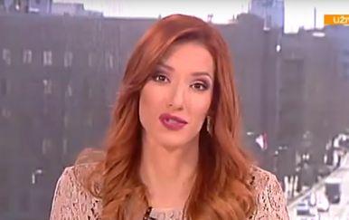 Jovana Joksimović (Foto: Screenshot)