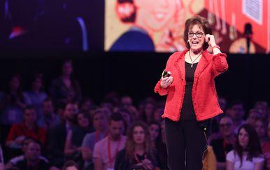 Susan Bennett, glas Siri (Foto: Dani komunikacija)