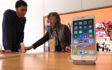 iPhone (Foto: AFP)