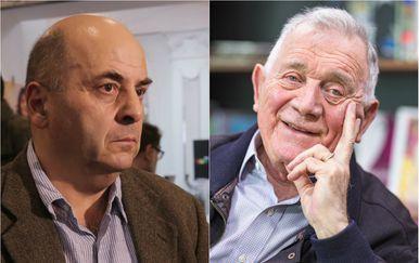 Ivo Goldstein i Antun Vrdoljak (Foto: Pixsell)